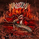 Krisiun Works Of Carnage (Re-Issue)