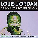 Louis Jordan Rhythm'n Blues & Rock'n Roll, Vol. 4