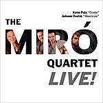 Miro The Miro Quartet Live!
