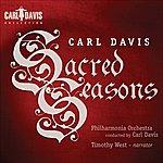 Carl Davis Davis, C.: Sacred Seasons / A Christmas Carol / Ben-Hur (Philharmonia Orchestra, Davis)
