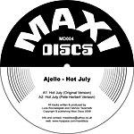 Ajello Hot July (3-Track Maxi-Single)
