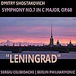 Sergiu Celibidache Shostakovich: Symphony No. 7 In C Major, Op. 60 - 'leningrad'
