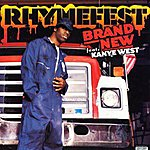 Rhymefest Brand New (Single)(Featuring Kanye West)(Parental Advisory)