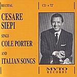 Cesare Siepi Sings Cole Porter & Italian Songs