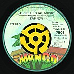 Zap Pow This Is Reggae Music / Break Down The Barriers (2-Track Single)