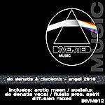 De Donatis Angel 2010 (5-Track Maxi-Single)