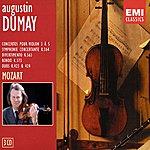 Augustin Dumay Violin Concertos 3-5 Etc.