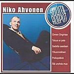 Niko Ahvonen Suomi Huiput