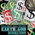 Jungle Lion Earth God (2-Track Single)