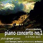 Berlin Philharmonic Orchestra Brahms: Piano Concerto No. 1