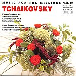 Slovak Philharmonic Orchestra Music For The Millions Vol. 40 - Pjotr I. Tchaikovsky