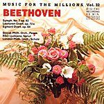Slovak Philharmonic Orchestra Music For The Millions Vol. 32 - Ludwig Van Beethoven
