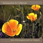 Lee Simpson Summertime In California