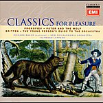 Richard Baker Peter And The Wolf/A Young Person's Guide To The Orchestra