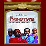 The Manhattans Manhattans Live In Concert