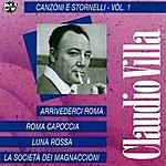 Claudio Villa Canzoni E Stornelli Vol. 1