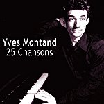 Yves Montand 25 Chansons