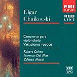 Robert Cohen Cello Concerto/Variations On A Roccoco Theme