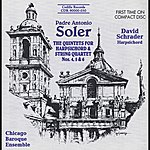 David Schrader Soler: Quintets For Harpsichord & Strings