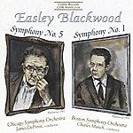 Charles Munch Blackwood: Symphony No. 1