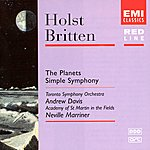 Sir Andrew Davis The Planets/Simple Symphony