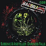 Subsonic Darkness Falls (3-Track Maxi-Single)