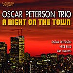 Oscar Peterson Trio A Night On The Town