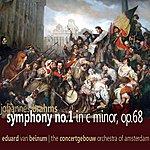 Eduard Van Beinum Brahms: Symphony No. 1 In C Minor, Op. 68