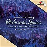 Mikhail Pletnev Rimsky-Korsakov: The Snow Maiden Suite / Legend Of The Invisible City Of Kitezh / Night On Mount Triglav