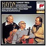 Mstislav Rostropovich Haydn: Flute Trios & Divertissements