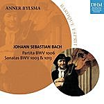 Anner Bylsma Bach: Pariata/Sonaten (2)