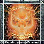 Motörhead Everything Louder Than Everyone Else (Live Hamburg Germany 1998)