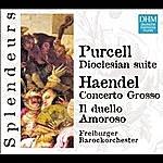 Gottfried Von Der Goltz Dhm Splendeurs: Haendel / Purcell: Cantate, Concerto Grosso, Doclesian Suite