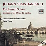 Ross Pople Bach: Orchestral Suites