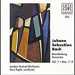 Ross Pople Brandenburg Concertos Vol.1