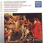 Collegium Aureum Mozart: Coronation Mass K317