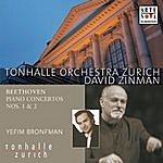 Yefim Bronfman Beethoven Piano Concertos 1 & 2
