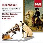 Christian Zacharias Beethoven: Piano Concertos 4 & 5