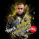 K. Gates Black And Gold - Saints Anthem (Who Dat!!)(Single)