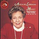 Alicia De Larrocha Mozart Piano Sonatas, Vol. 2