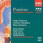 Simon Preston Organ Cto, Concert Champetre, Piano Cto