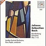 Ross Pople Bach: Brandenburg Concertos