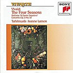 "Tafelmusik Baroque Orchestra Vivaldi: The Four Seasons; Sinfonia ""al Santo Sepolcro""; Concerto Op.3, No.10"