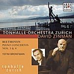 Yefim Bronfman Beethoven: Piano Concertos 3 & 4