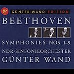 Günter Wand Beethoven: Symphonies Nos. 1 - 9