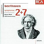 Günter Wand Beethoven: Symphonies Nos. 2 & 7