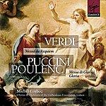 Michel Corboz Verdi: Requiem/Puccini: Missa di Gloria/Poulenc: Gloria