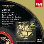 Sviatoslav Richter Grieg & Schumann: Piano Concertos