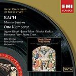 Otto Klemperer Bach: Mass In B Minor Bwv232