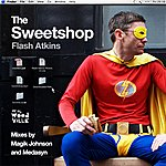 Flash Atkins The Sweetshop Feat. Caspa Codina (5-Track Maxi-Single)